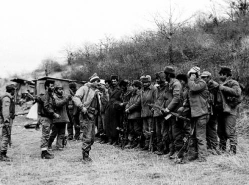 soldados armenios guerra de nagorno-karabaj 88-94