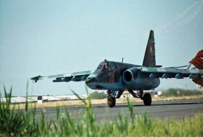 SU-25B Frogfoot-A  73     Gyumi    2004