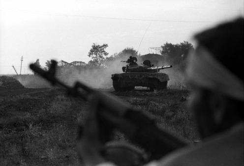 tanque armenio T-72