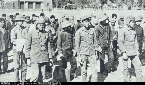 vietnamitas  capturados más de mil soldados