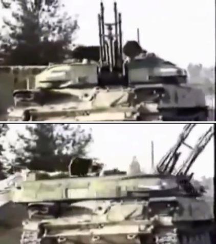 ZSU-23-4 ARMENIO guerra de nagorno-Karabaj 88-94.