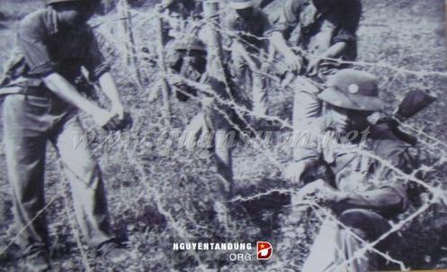 Defensas construcción Sapper frontera Lao Cai (2-1979)