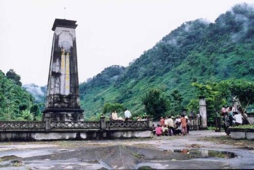 monumento a caidos -guerra sino-vietnamita 1979