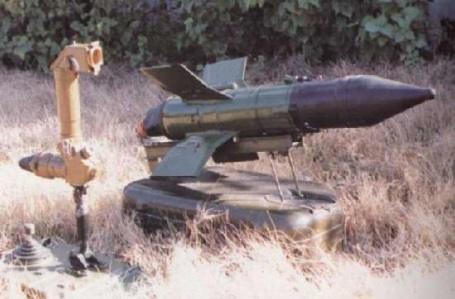 sagger missile