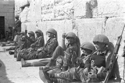 guerra de los seis dias 1967 f