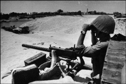 Guerra de los seis dias 1967 g