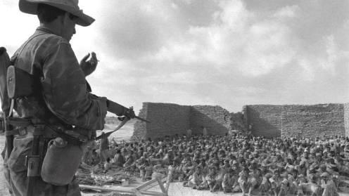 guerra de los seis dias 1967 s