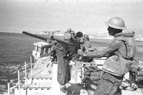 Guerra de los seis dias 1967 Tiran