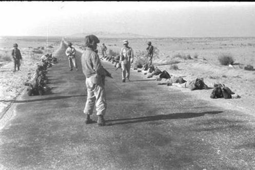 sinai guerra de los seis dias 1967