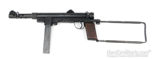 Subfusil Automático Carl Gustav M45 (2)