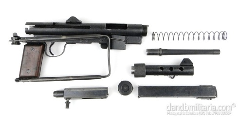 Subfusil Automático Carl Gustav M45 (4)