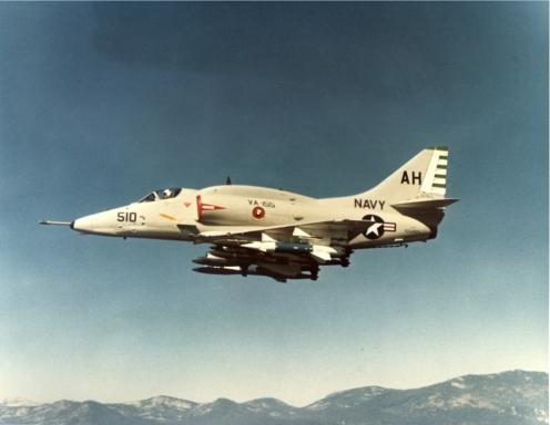 A-4FSkyhawkVA-155