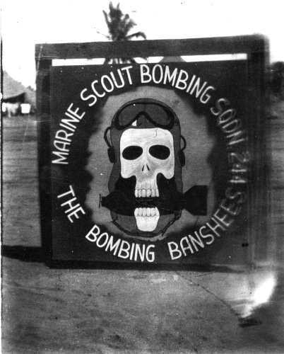 Banshees Bombing