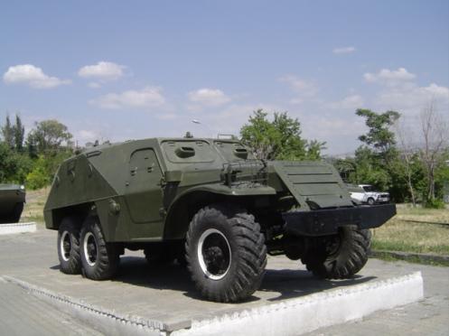 BTR_152_Yerevan