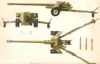 Cañón BS-3 de 100mm
