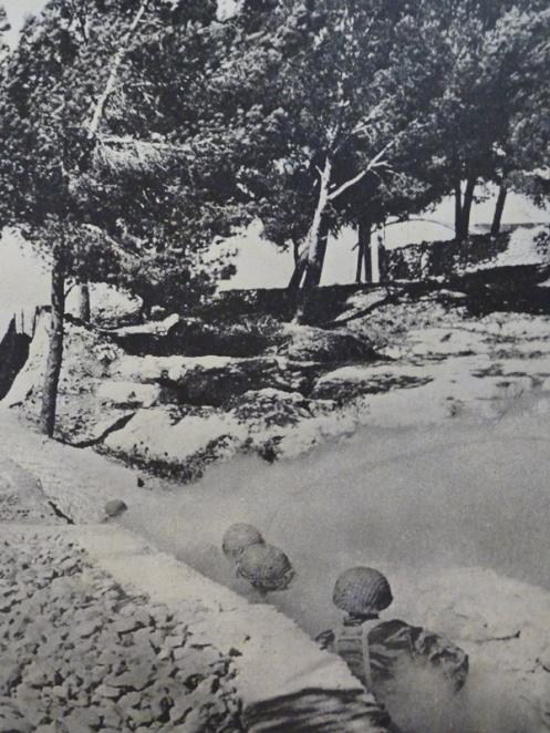 Colina de la munición 1967
