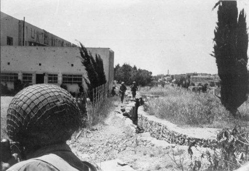 Colina de las municiones 1967.