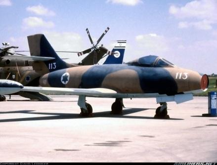 Dassault MD450 Ouragan (2)