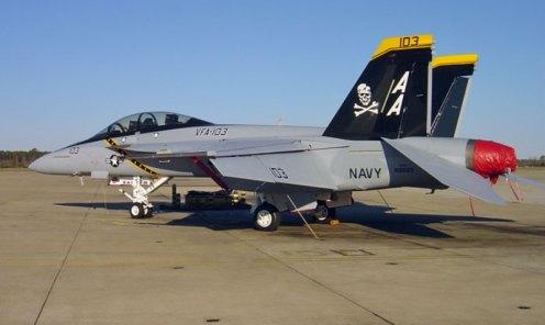 FA-18F Super Hornet VFA-103 Jolly Roger (3)