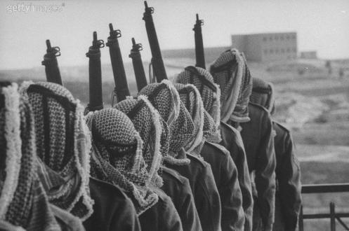 Fuerzas jordanas