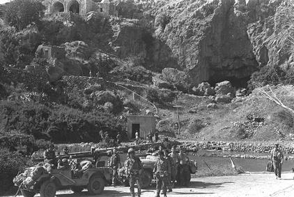 Golan tanks 1967