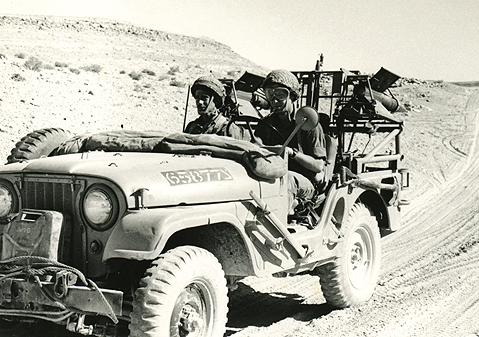 guerra de los 6 dias 1967