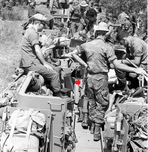 guerra de los 6 dias 1967..