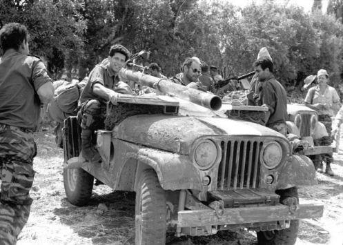 guerra de los seis dias 1967 (1)