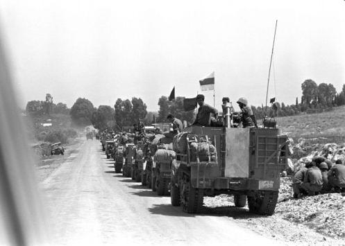 Guerra de los Seis Dias 1967 (13)