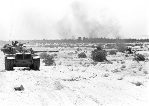Guerra de los Seis Dias 1967 (15)