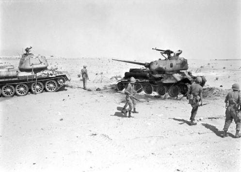 Guerra de los Seis Dias 1967 (2)