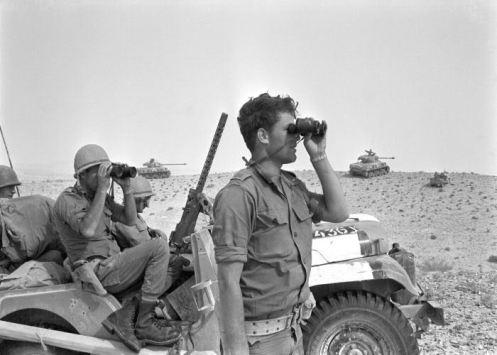 Guerra de los seis dias 1967 (22)