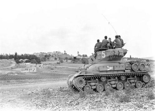 Guerra de los seis dias 1967 (26)