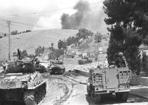 Guerra de los seis dias 1967 (29)