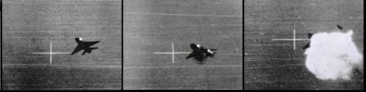 guerra de los seis dias 1967 (3) combates aéreos