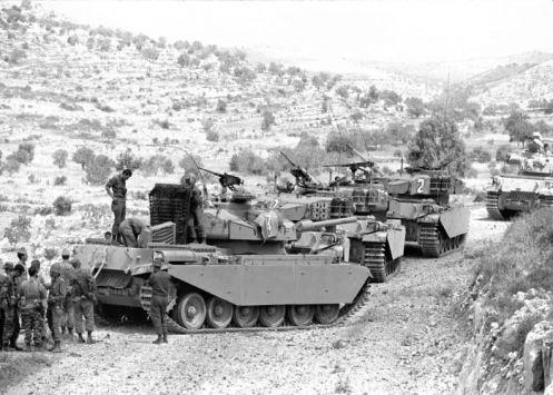 Guerra de los seis dias 1967 (33)