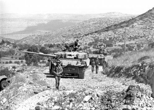 Guerra de los seis dias 1967 (34)