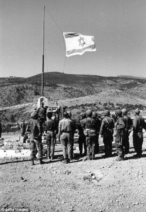 guerra de los seis dias 1967 (3)