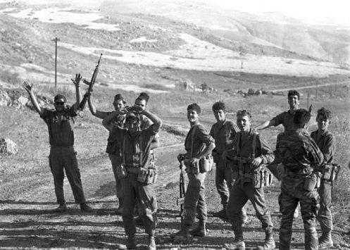 guerra de los seis dias 1967. (4)
