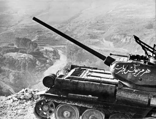 guerra de los seis dias 1967 (4)