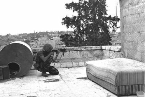 Guerra de los seis dias 1967. (5)
