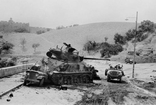 guerra de los seis dias 1967 (5)ee