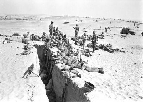 Guerra de los Seis Dias 1967. (6)