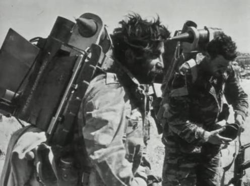 Guerra de los seis dias 1967-Misiles Cobra