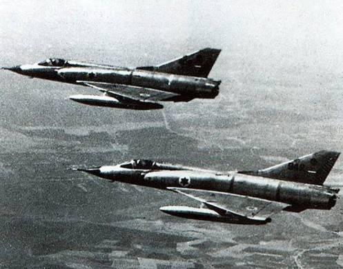guerrra de los seis dias 1967