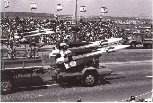 Hawk israel 1965