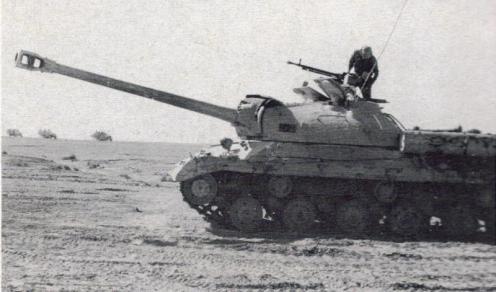 IS-3M-SixDayWar 1967