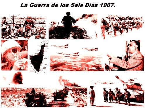 La guerra de los seis dias 1967.2f