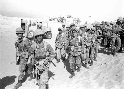 la guerra de los seis dias 1967