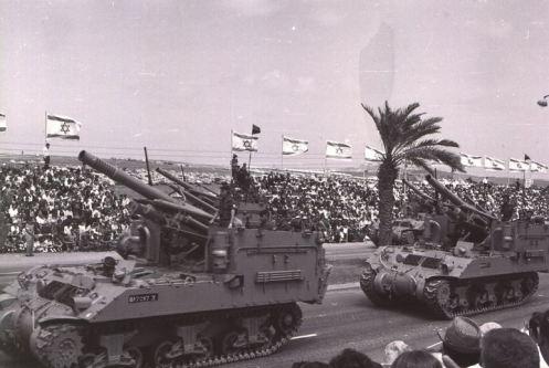 M-50 self propelled gun 1965
